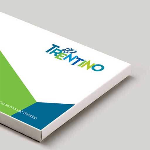 Brand Identity Regione Trentino